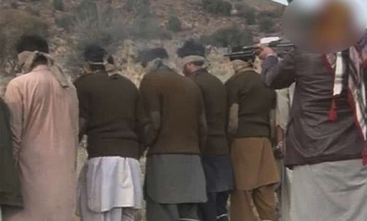 pak taliban releases horrifying video of execution of 15