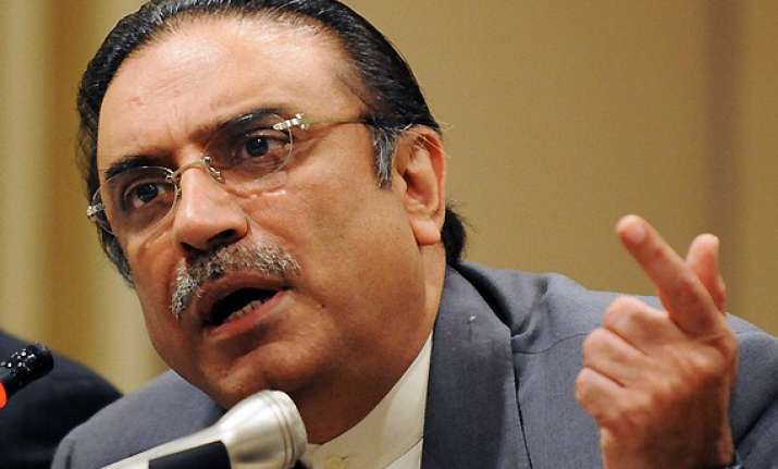 pak to follow simla pact model says zardari
