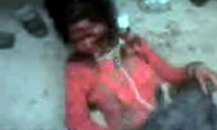 pak woman stoned to death shot in honour killing