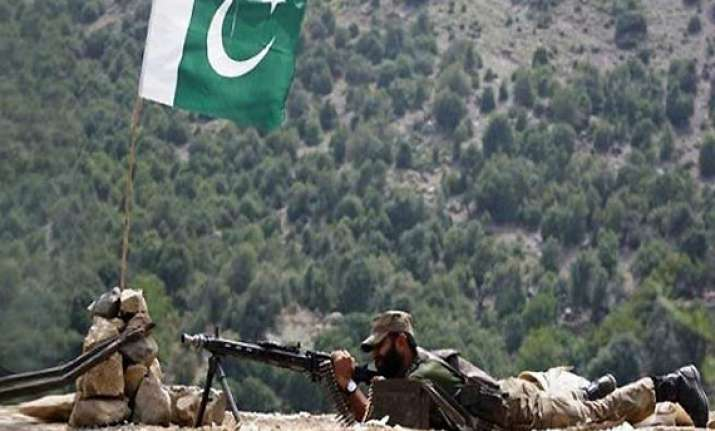 pakistan army says captain killed in indian firing on loc