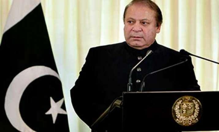 pakistan pm announces financial aid for drought hit area