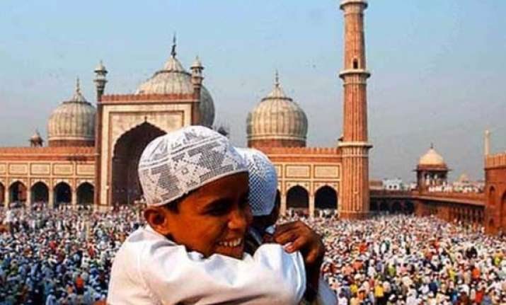 pakistan celebrates eid ul fitr