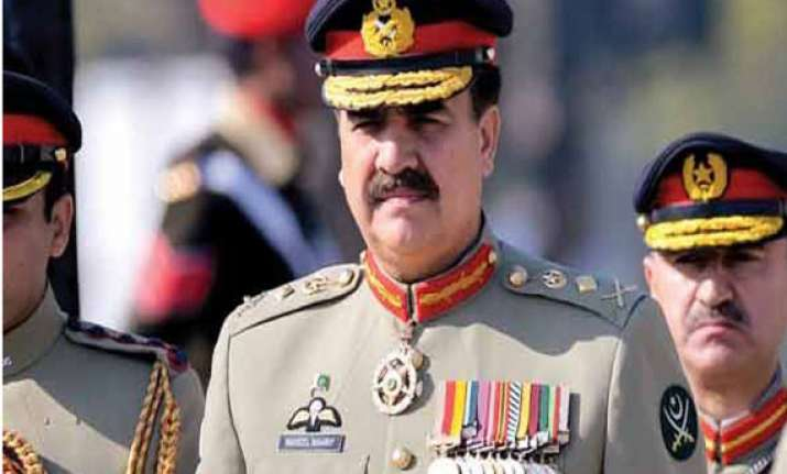 pakistan prepared for any foreign aggression says army chief
