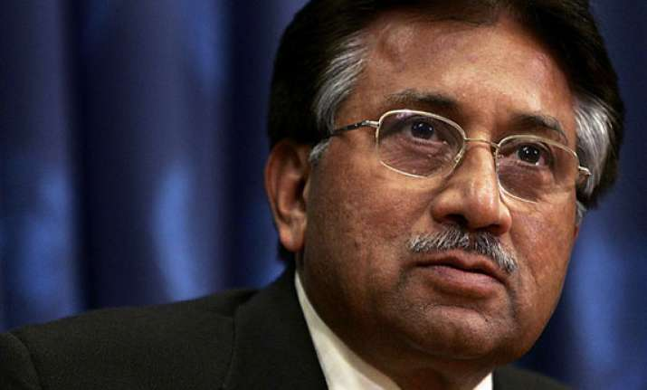musharraf to skip court hearing over security issue