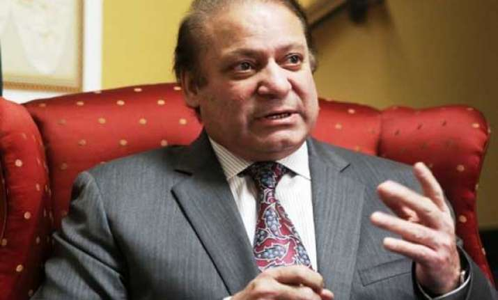 pakistan should focus on economic progress not defence nawaz