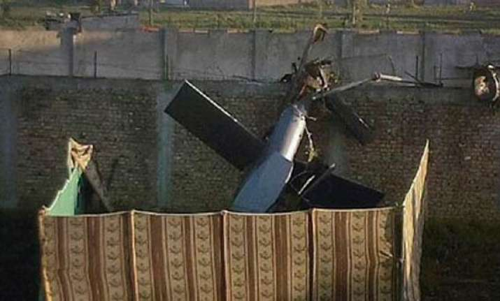pakistan denies giving china access to us chopper wreckage