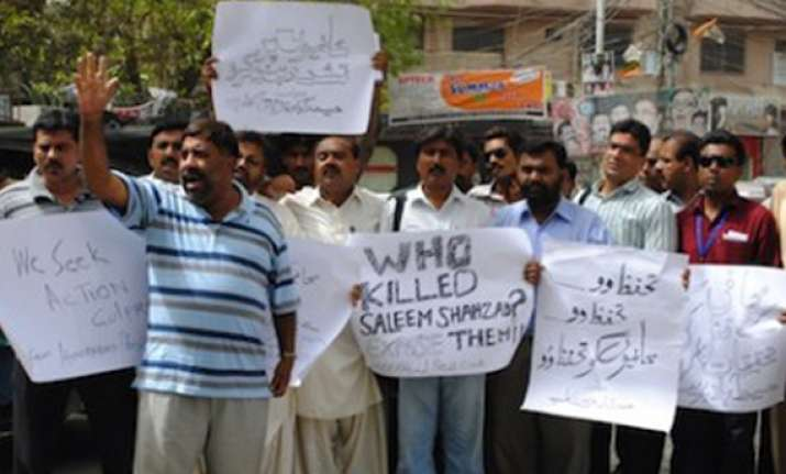 pakistan most dangerous country for journalists rsf