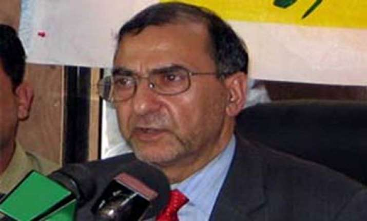 pakistan protests arrest of ghulam nabi fai