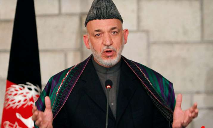 pakistan should talk more with afghanistan karzai