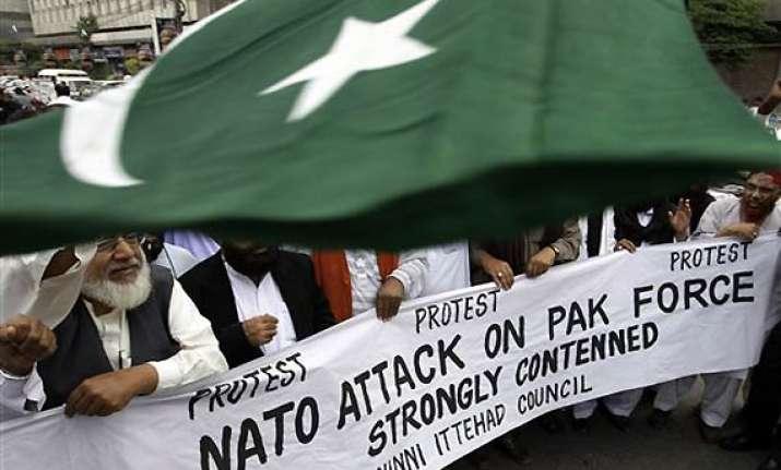 pakistan to boycott bonn meeting over nato raid