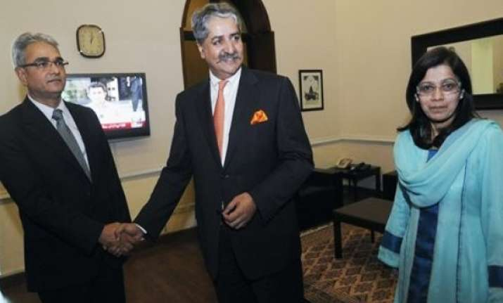 pakistan seeks amicable resolution of all issues with india