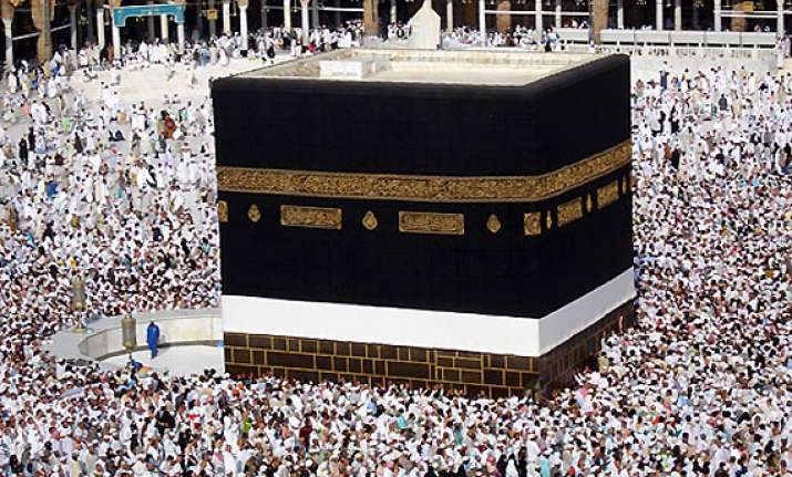pakistani man walks 6 387 km to reach mecca for hajj