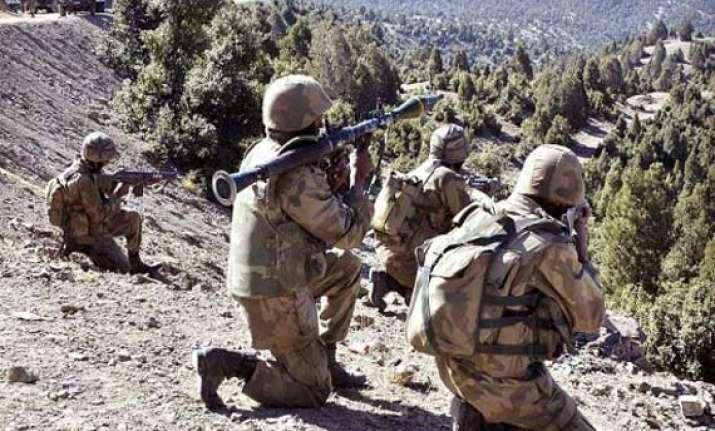 pakistani military begins ground operations in waziristan