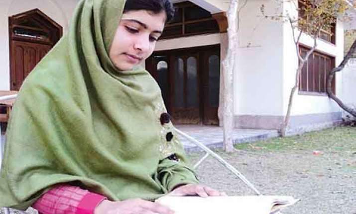 pakistani teenager malala yousufzai chosen for bravery award
