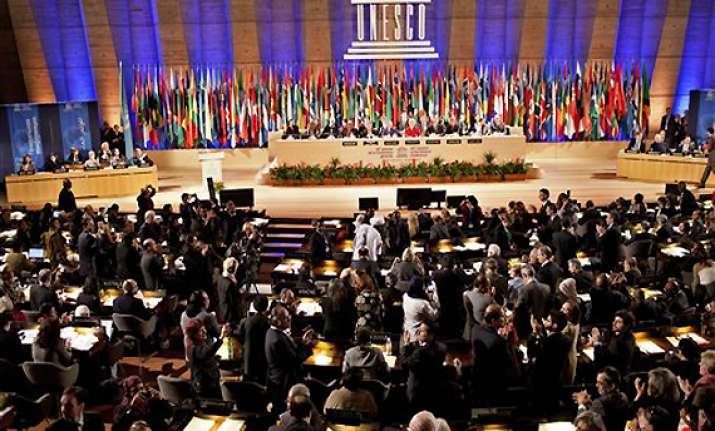 palestine admitted to unesco as full member
