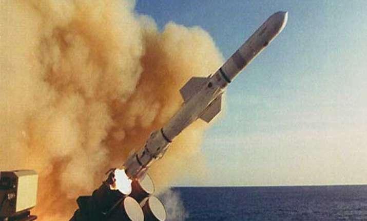 pentagon notifies harpoon missile sale to india