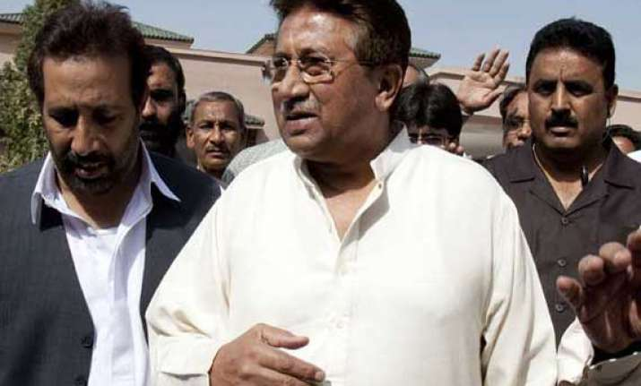 pervez musharraf escapes another assassination attempt in