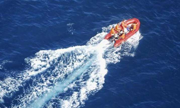 philippine ferry sinks with 60 aboard