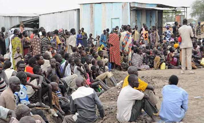 piles and piles of bodies in south sudan slaughter