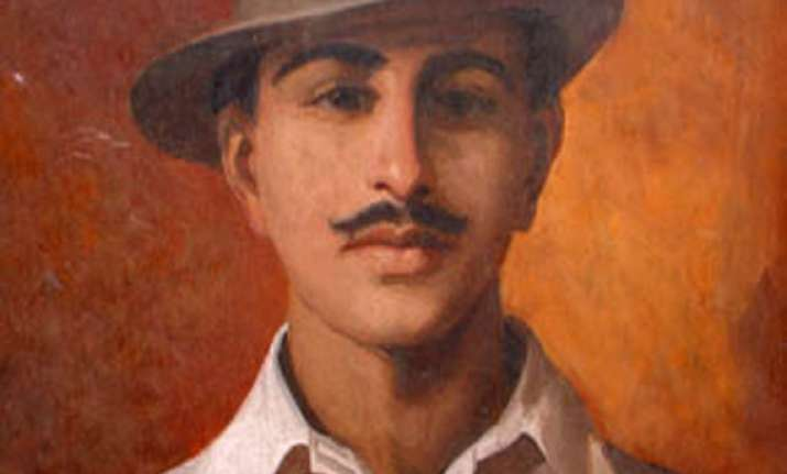 plea filed to bring bhagat singh s trial record from india