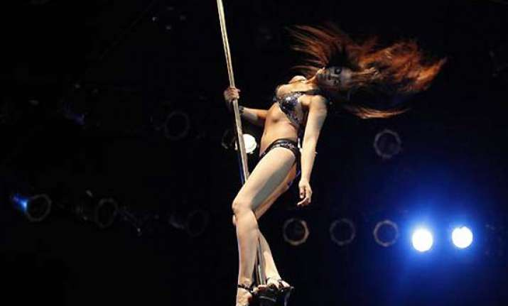 pole dancing championships in argentina