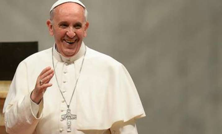 pope backs syria peace conference bid