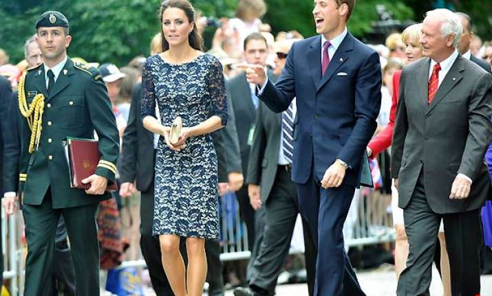 prince william kate charm canada on royal visit