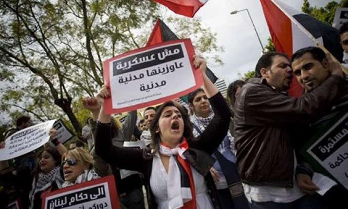 pro mubarak media mouthpieces abruptly change tune