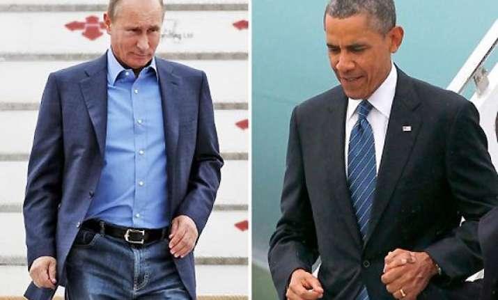 putin obama discuss solution to ukraine crisis