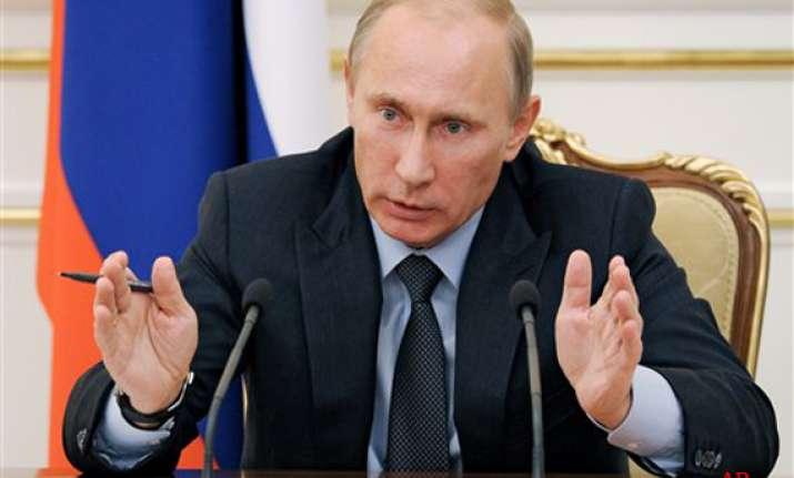 putin calls himself hardest working russian leader