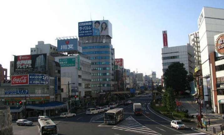 quake jolts japan