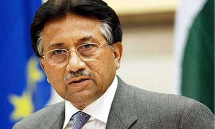 raw isi should end confrontation advises musharraf