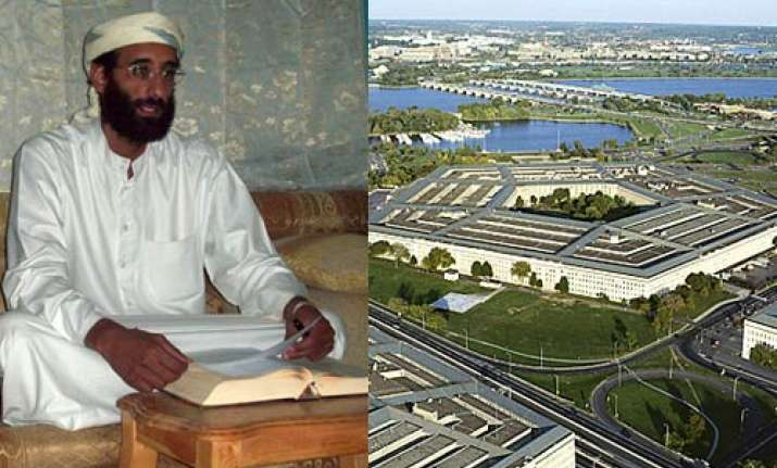 radical imam al awlaki lunched at pentagon months after