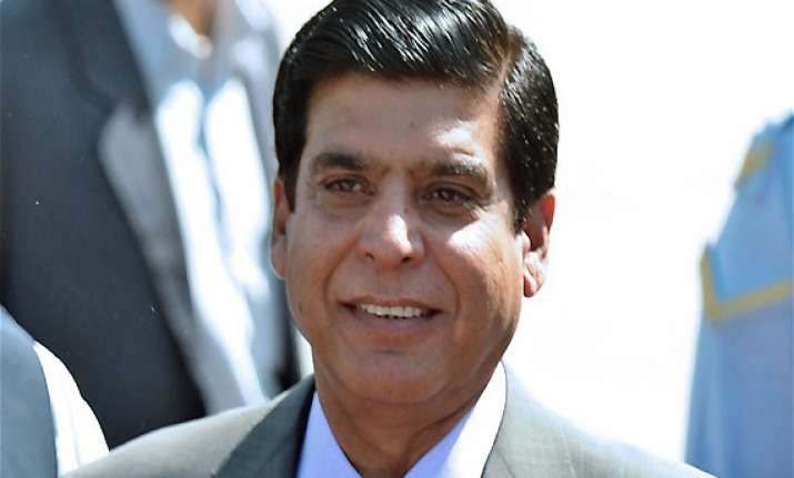 raja pervez ashraf elected as pak pm