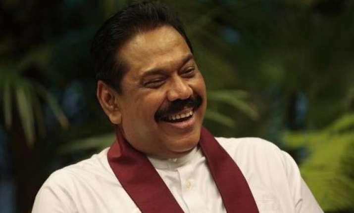 rajapaksa begins china visit