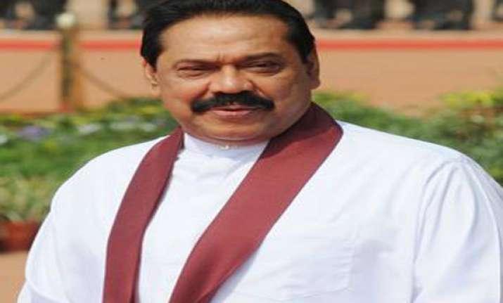 rajapaksa congratulates modi invites him on state visit