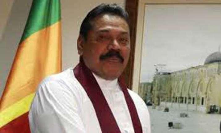 rajapaksa orders release of 29 indian fishermen