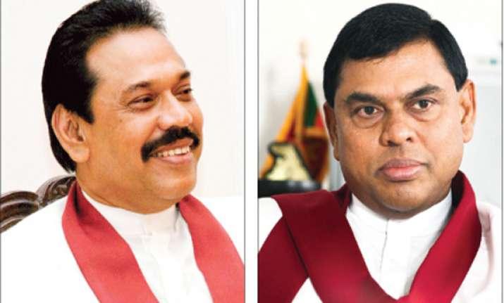 rajapaksa sibling as special envoy to india on lanka 13a