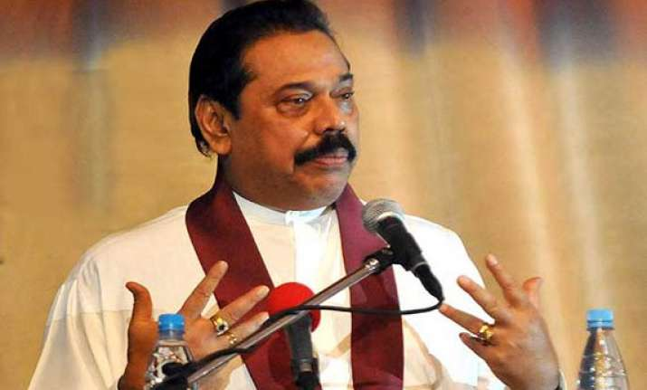 rajapaksa wants world leaders to see sri lanka s reality