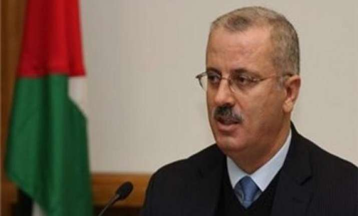 rami hamdallah appointed new palestinian pm