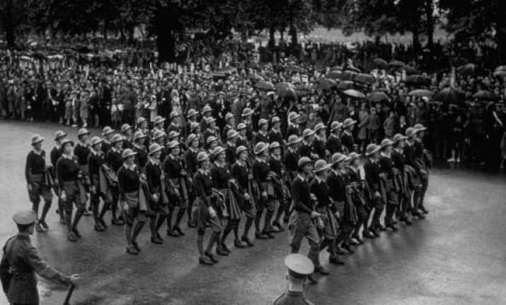 rare pics of women fighting world war two
