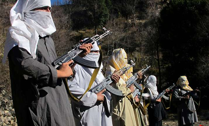 rare video of taliban fighters who rule large chunks of pak