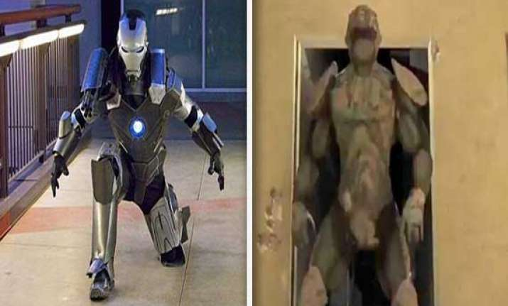 real life iron man us army to test battle armour suits