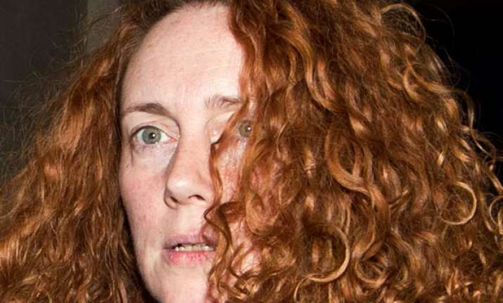rebekah brooks released on bail police