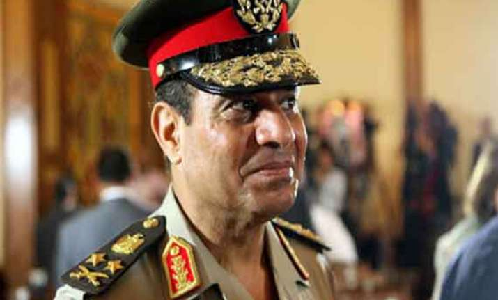 reports of sisi president bid inaccurate egypt s army
