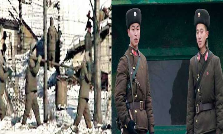 revealed prisoners in north korea s detention camp eat