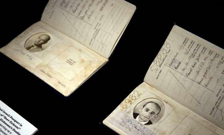 revealed how mossad nabbed adolf eichmann from argentina