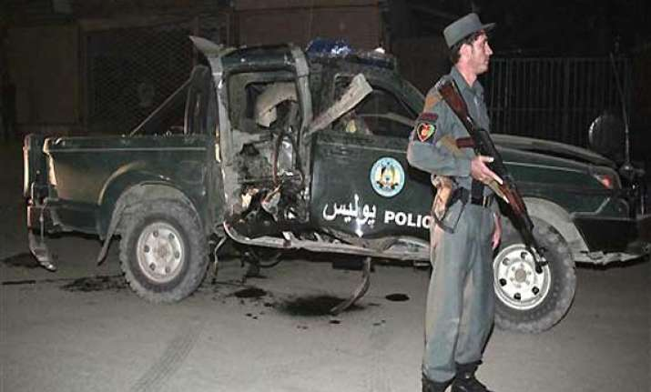 roadside bombing kills 3 afghan army soldiers