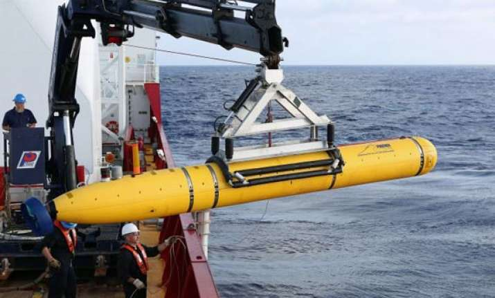 robotic submarine completes 14th mission to locate missing
