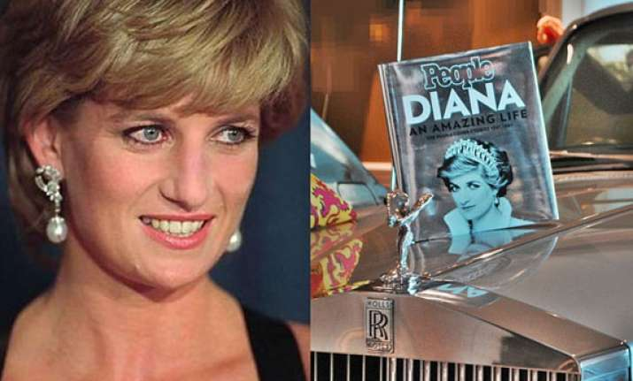 rolls royce used by princess diana to fetch 1.2 million